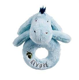 Disney Classic Eeyore Ring Rattle