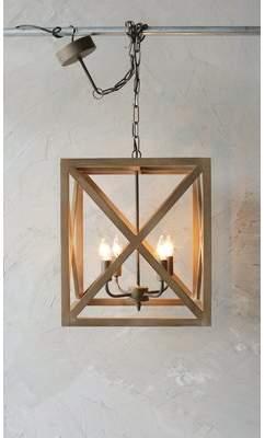 Laurèl Foundry Modern Farmhouse William 4-Light Chandelier