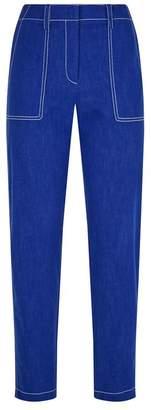 Akris Florin Cotton Trousers