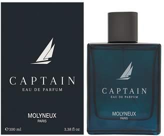 Molyneux Captain By NEW PRESENTATION Eau De Parfum Spray 100ml / 3.38 Fl.oz