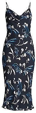 Joie Women's Marcenna Floral Silk Slip Dress