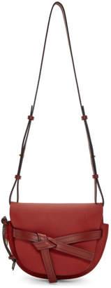 Loewe Red Small Gate Bag