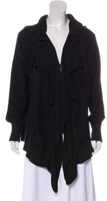 Sonia Rykiel Draped Knit Cardigan