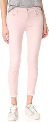 7 For All Mankind The Ankle Skinny Jeans $179 thestylecure.com
