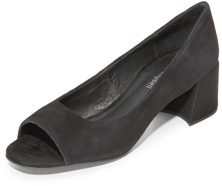 Jeffrey Campbell Jeffrey Campbell Buffy Peep Toe Pumps