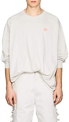 Acne Studios Men's Carp Badge Cotton T-Shirt