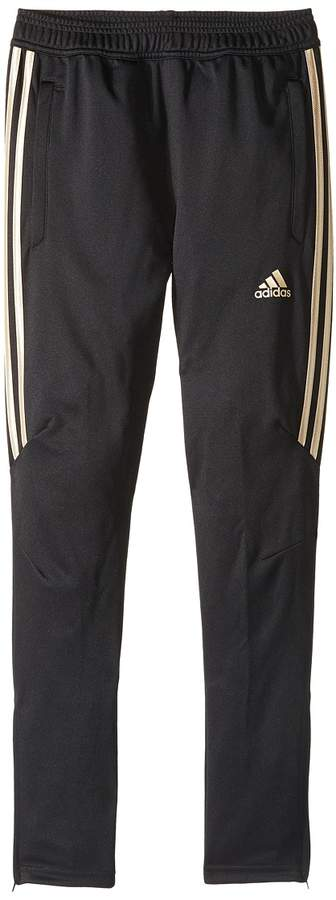 adidas Kids Tiro 17 Training Pants - Metallic Boy's Workout