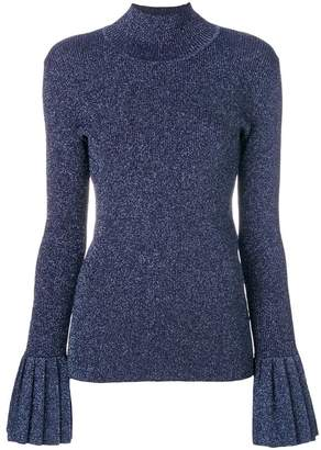 Carven roll neck sweatshirt