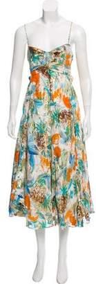 Diane von Furstenberg Sonia Silk Dress