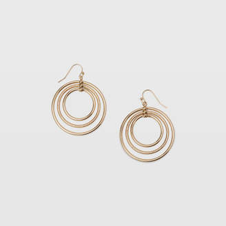 Club Monaco Multi Hoop Earring