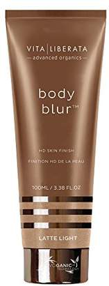 Vita Liberata Body Blur Instant HD Skin Finish Latte Light Bronzer