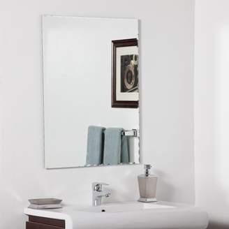 Decor Wonderland Madeline Modern Bathroom Mirror