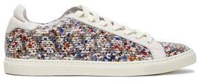 IRO Painted Snakeskin Sneakers