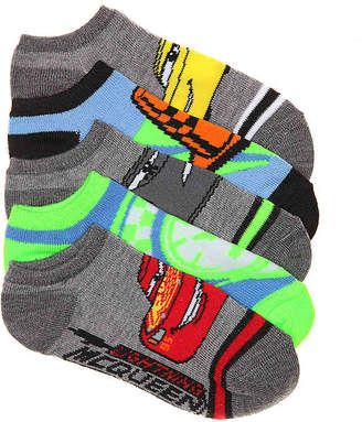 Disney Toddler & Youth No Show Socks - 5 Pack - Boy's