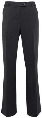 Alexandra Womens/Ladies Icona Bootleg Formal Work Suit Trousers (14R)