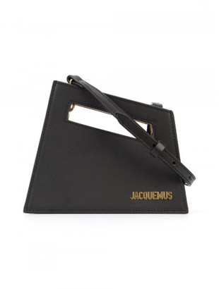 Jacquemus 'Le Petitou' shoulder bag $520 thestylecure.com