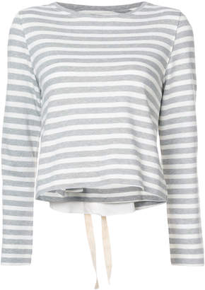 Kinly longsleeved striped T-shirt