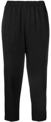 Comme des Garcons cropped tailored trousers