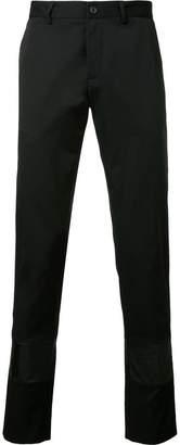 Iceberg straight-leg trousers