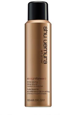 Shu Uemura Art of Hair Straightforward Blow-Dry Oil 185ml