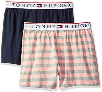 Tommy Hilfiger Men's Underwear Modern Essentials Knit Boxers