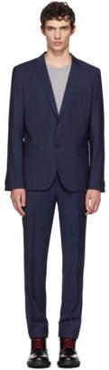 HUGO Navy Arti and Hesten 182 Suit