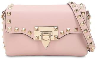 Valentino Leather Bag W/ Studs