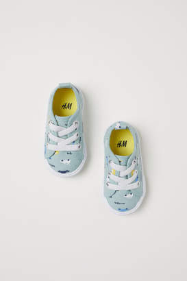 H&M Sneakers - Turquoise