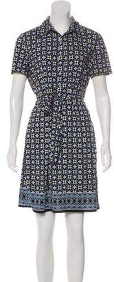 Max Studio Printed Mini Dress