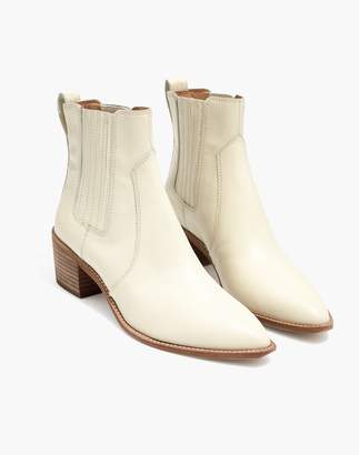 Madewell The Ramsey Chelsea Boot in Leather