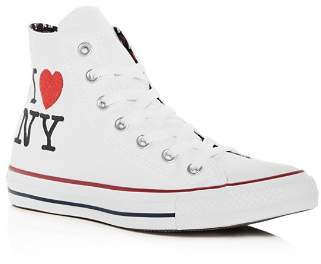 Converse Chuck Taylor All Star I Love NY High Top Sneakers