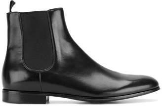 Gianvito Rossi classic chelsea boots