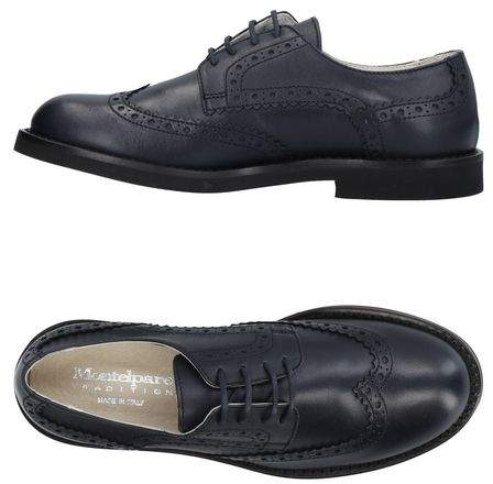 MONTELPARE TRADITION Lace-up shoe