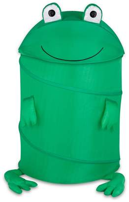 Honey-Can-Do Kids Large Frog Pop-Up Hamper