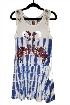 Desigual Cotton Tripoli Dress