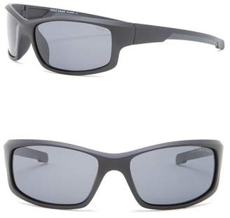 Cole Haan 62mm Wrap Sunglasses