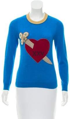 Gucci Heart & Dagger Sweater