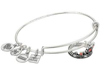 Alex and Ani Charity by Design Queen's Crown Bangle