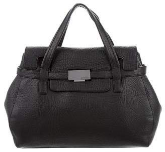 Calvin Klein Collection Leather Handle Bag