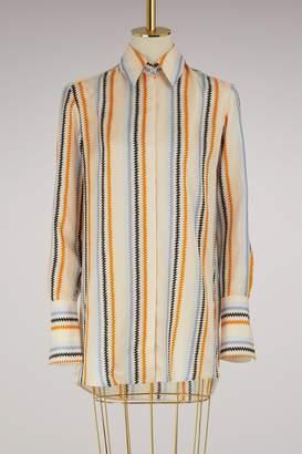 Victoria Beckham Victoria Fluid Shirt