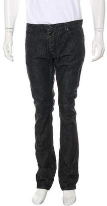 Maison Margiela Five-Pocket Skinny Jeans
