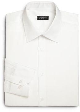 Saks Fifth Avenue COLLECTION Regular-Fit Dress Shirt $148 thestylecure.com