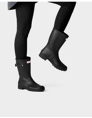 Hunter Womens Original Tour Short Rain Boots