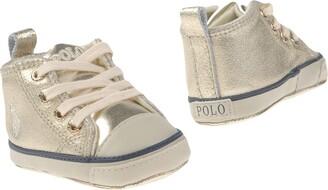 Ralph Lauren Newborn shoes