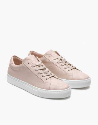 Madewell GREATS Royale Perforated Sneakers