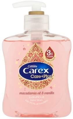 Care Carex plus handwash macadamia oil and vanilla 250ml