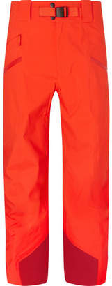 Arc'teryx Sabre Shell-Trimmed Gore-Tex Trousers