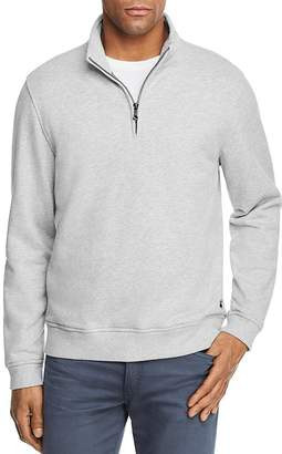 Brooks Brothers Knit Quarter-Zip Pullover