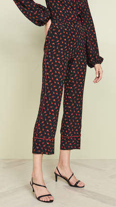 No.21 No. 21 Printed Trousers