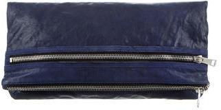 Alexander WangAlexander Wang Leather Fold-Over Clutch